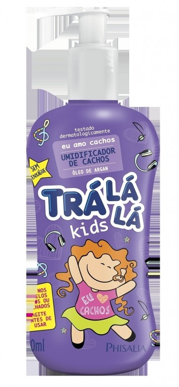 UMIDIFICADOR CACHOS TRALALA KIDS 290ML