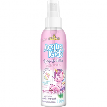 SPRAY ACQUA KIDS BRILHO MARSH 110ML NAZCA