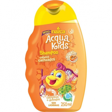 SHAMPOO ACQUA KIDS CACH PAPAYA 250ML NAZCA