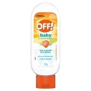 REPELENTE OFF BABY LOCAO 117ML