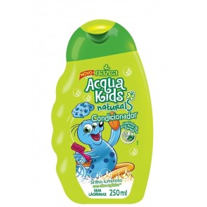 CONDICIONADOR ACQUA KIDS NATUR E.DOCE 250ML NAZCA