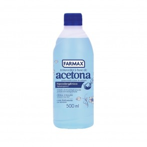 ACETONA 500ML FARMAX