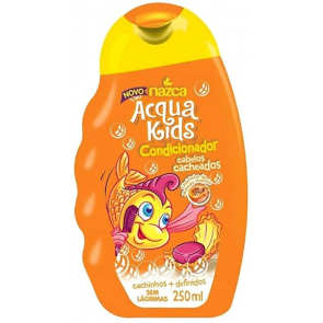 CONDICIONADOR ACQUA KIDS CACH PAPAYA 250ML NAZCA