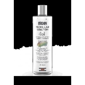 ÁGUA MICELAR ISDIN SOLUTION 400ML
