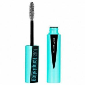 MASCARA DE CILIOS MAYB TOTAL TEMPTATION WATERPROOF