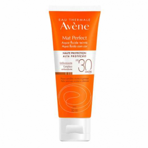 AVENE SOLAR FPS30 MAT PERFECT COM COR 50ML